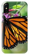 Female Butterfly IPhone Case
