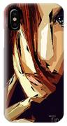 Female Expressions Xiii IPhone Case