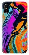 Femme-fatale-12 IPhone Case