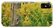 Fence Post7139 IPhone Case