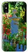 Fencepost IPhone Case