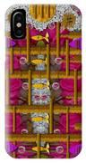 Fences Around Love In Oriental Style IPhone Case