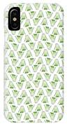 Fennel Foeniculum Vulgare Pattern. IPhone Case