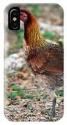 Feral Bird IPhone Case