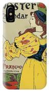 Ferdinand Schuyler IPhone Case