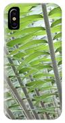 Fern Fronds IPhone Case