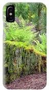 Fern Garden IPhone Case
