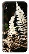 Fern Glow 2 IPhone Case