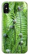Fern Meet And Greet IPhone Case