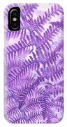 Fern Passion IPhone Case