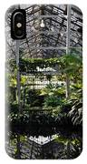 Fern Room Symmetry  IPhone Case