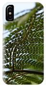 Fern Tree Frond IPhone Case