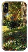 Fernhill Gardens, Co Dublin, Ireland IPhone Case