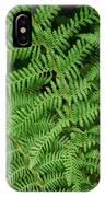 Ferns Au Naturale IPhone Case