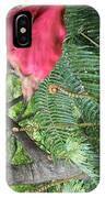Ferns Come Alive IPhone Case