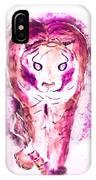 Ferocious Cat IPhone X Case