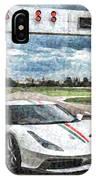 Ferrari 458 IPhone Case