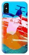 Ferrari F1 Racing IPhone Case