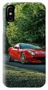 Ferrari F12 Tdf IPhone X Case