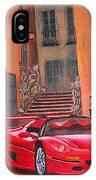 Ferrari F50 IPhone Case