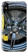 Ferrari Wheel IPhone Case