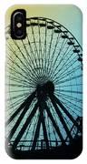 Ferris Wheel - Wildwood New Jersey IPhone Case