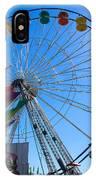 Ferris Wheel 6 IPhone Case