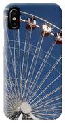 Ferris Wheel IIi IPhone Case