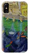 Ferry To The City Of Gold II IPhone Case