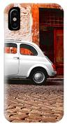 Fiat 500 IPhone Case