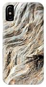 Fiddler Crab On Driftwood IPhone Case