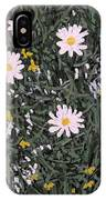Field Daisies IPhone Case