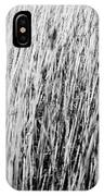 Field Grasses IPhone X Case