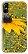 Field Of Coneflowers IPhone Case