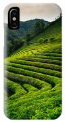 Field Of Green IPhone Case
