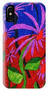 Field Of Purple Flowers IPhone Case
