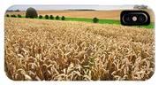 Field Of Wheat IPhone X Case