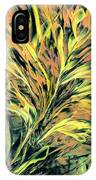 Fiery Harvest IPhone Case