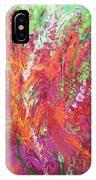 Fiery Meadow IPhone Case