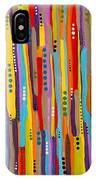 Fiesta Abstract IPhone Case