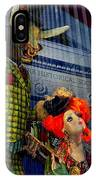 Fifth Ave Fantasy IPhone Case