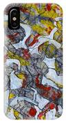 Fig Tree Afternoon IPhone Case