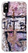 Fight Back - Berlin Wall IPhone Case