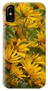 Filled With Sunflowers Vertical IPhone Case
