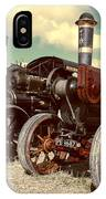 Filtered Steam  IPhone Case
