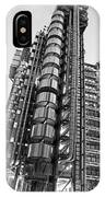 Finance The Lloyds Building In The City IPhone Case