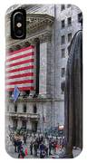 Financial District IPhone Case