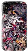 Finding Savage Colors In Another Kingdom. IPhone Case