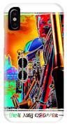 Fine Art Chopper I IPhone Case