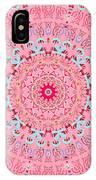 Fine China Kaleidoscope IPhone Case by Joy McKenzie